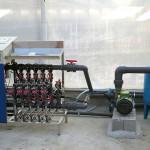 Equipamento de fertirrigação para estufas (Jardia)