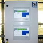 Quadro de controlo de climatização para 10 estufas (Montijo)