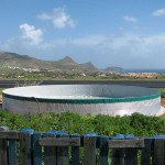 Reservatório de 220 m3 (Porto Santo)