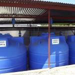 Reservatórios de adubo e ácido (Roliça)