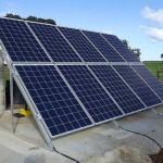 Sistema solar para bombagem de água (Bencatel - Vila Viçosa)